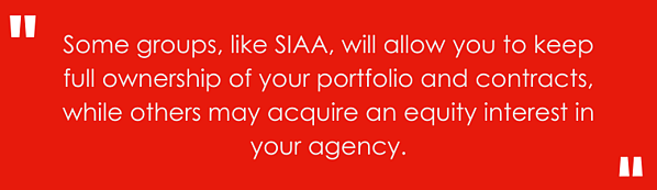 SIAA Highlighted - Insurance Cluster Groups