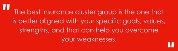 SIAAZ Highlight - Best Insurance Cluster
